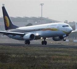 Jet Airways flight aborted after fire alarm