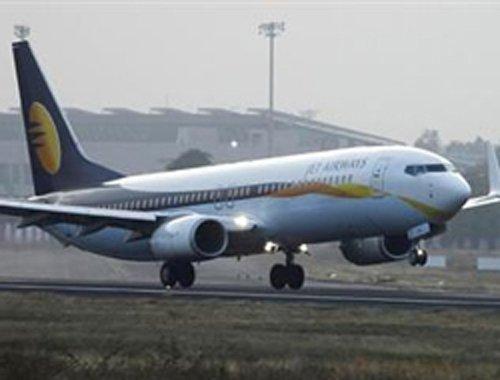Fire scare on Jet Airways' Delhi-Bhopal flight