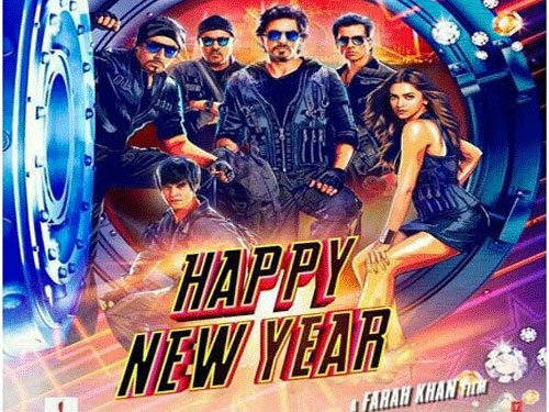 SRK launches 'HNY' trailer, says it's about biggest heist