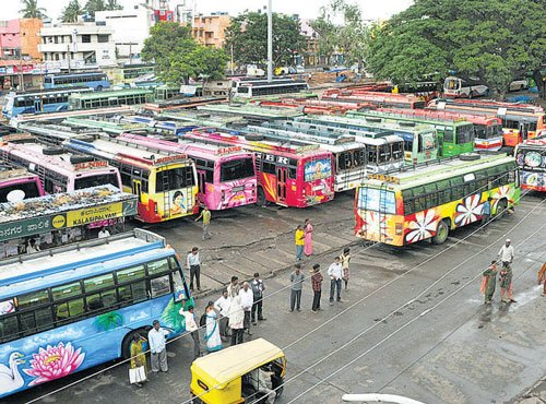 Transport dept to amend law to rein in pvt bus operators