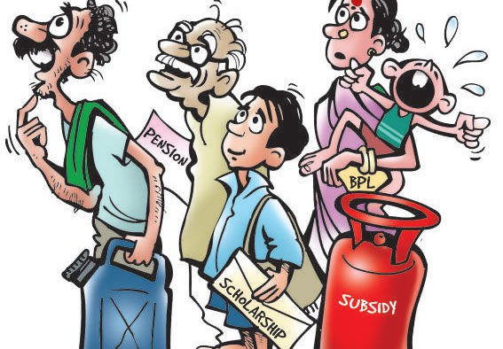 Give up LPG subsidy for nation: Oil firms