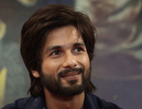 Dying to see dad in 'Finding Fanny': Shahid Kapoor