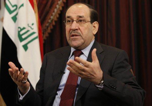 Iraq's Maliki steps down, backs rival for PM