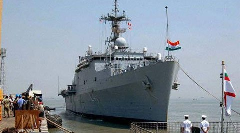 Modi inducts indigenous warship INS Kolkata