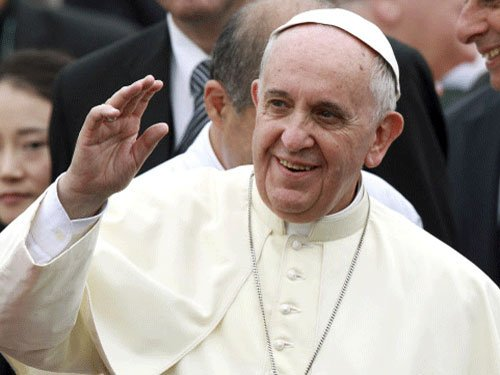 Pope makes strong, silent anti-abortion statement