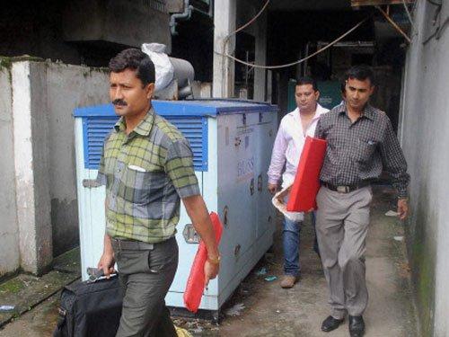Chit fund scam: CBI arrests Director of chit fund company
