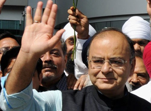 Subsidy bill has to be controlled, says Jaitley