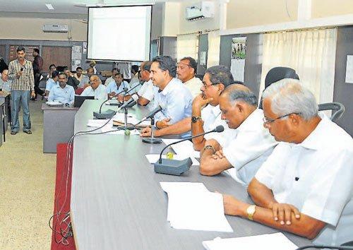 Vested interests have taken over sand mining business in Dakshina Kannada: Rai
