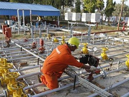 ONGC-Mittal gives up oil block in Nigeria