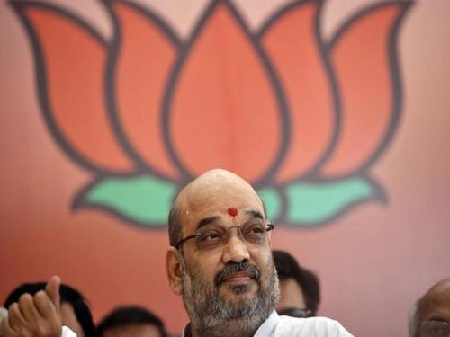 RSS tightens grip over BJP in party reshuffle