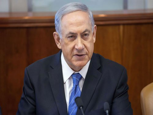 No Gaza deal if Israel's security needs ignored: Netanyahu