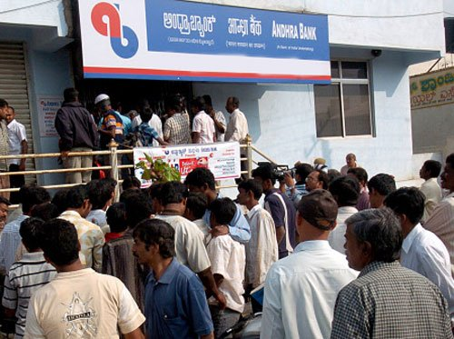 Case against Andhra Bank CMD, others for alleged cheating