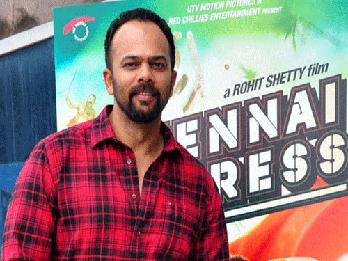 When I try romantic films, 'Chennai Express' is the result: Shetty