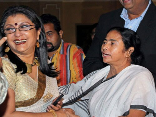 Saradha scam: Aparna Sen questioned by ED