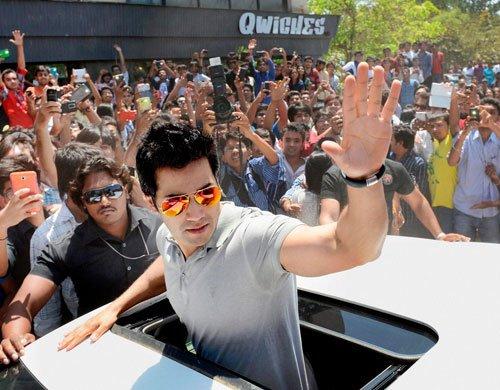 Varun Dhawan's 'Badlapur' shooting wraps up