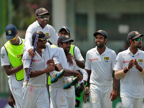 Winning end to Mahela story