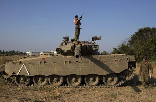 Gaza truce extended for 24 hours