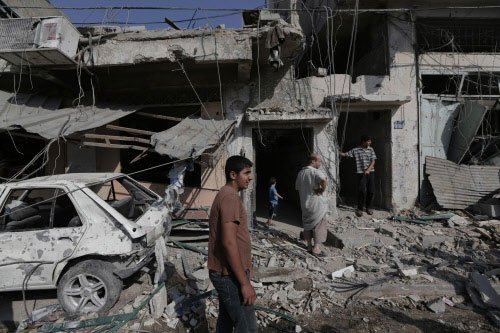 Israeli offensive cost Gaza billions: Palestinian official