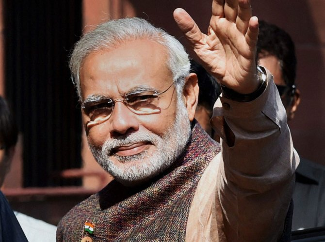 PM invites ideas from people on new plan body