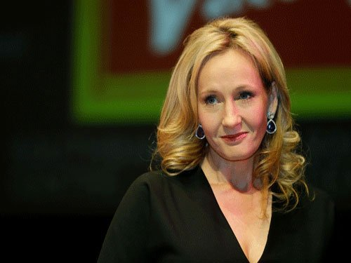 Rowling pens new biography of 'Harry Potter' character