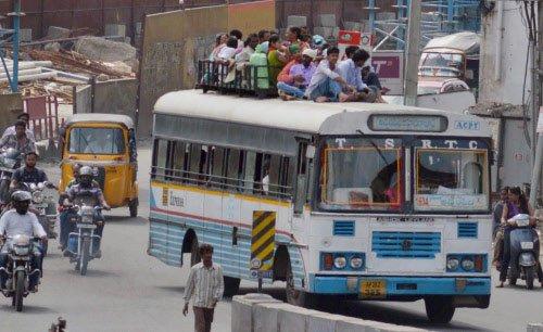 Hyderabad totally deserted for survey