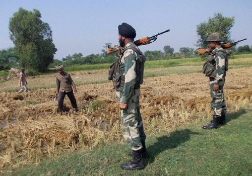 Ceasefire violations done to aid undesirable elements: BSF