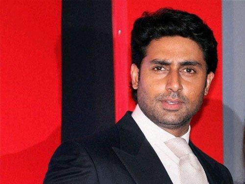 Abhishek Bachchan in film on kabaddi?