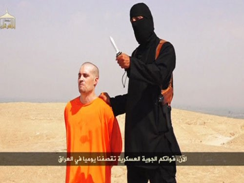 Jihadists claim beheading of US journalist