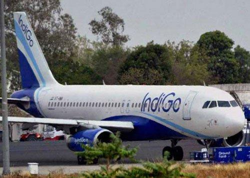 Narrow escape for 154 passenger on board IndiGo flight