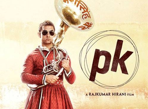 'PK' second poster out, Aamir says there's a story in every image