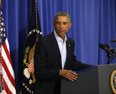 Entire world appalled by brutal murder of James Foley: Obama