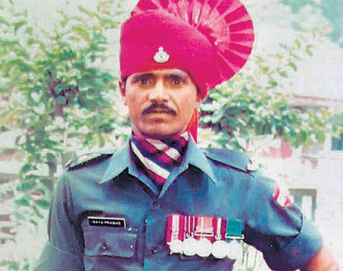 Missing soldier's body found in Siachen after 18 years