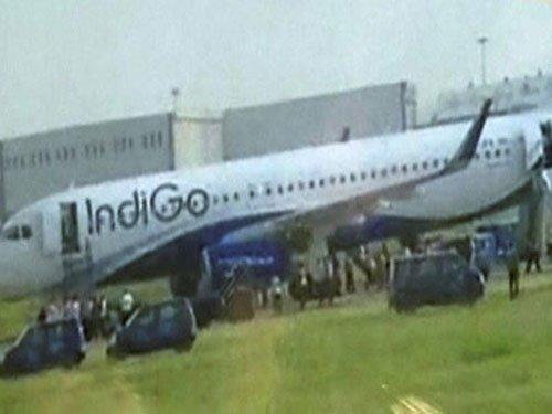 154 evacuated from IndiGo plane after smoke causes panic