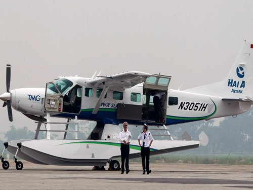 First commercial seaplane operations to start Aug 25
