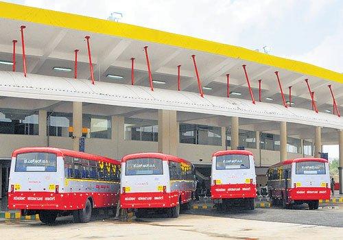 New Peenya bus stand to reduce burden on KBS