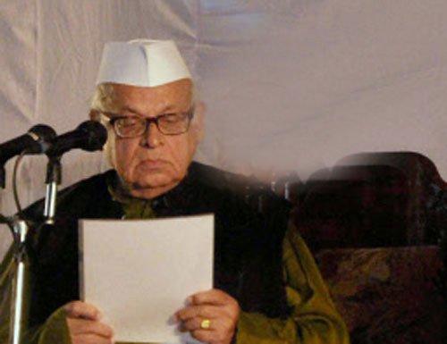 U'khand guv move upsets NDA plan