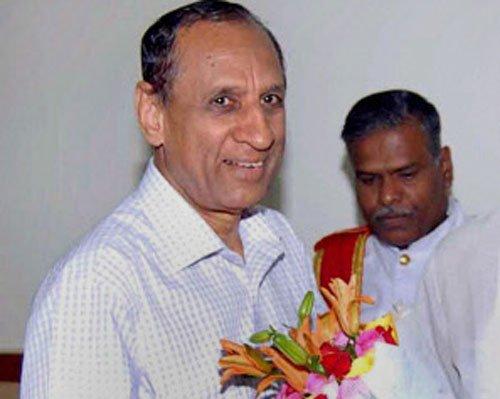 In AP Raj Bhavan, Narasimhan is tension-free