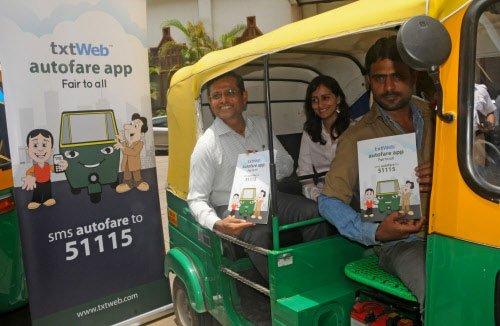 Now, an app to check exorbitant auto fares
