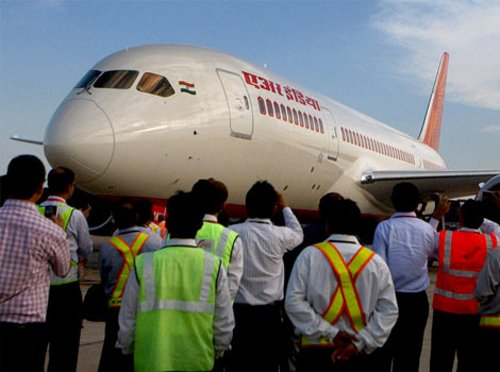 AI flight forced to land in Jaipur after engine trouble
