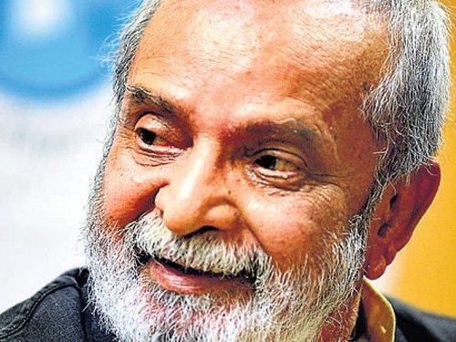 Veteran Kannada writer Anantha Murthy passes away