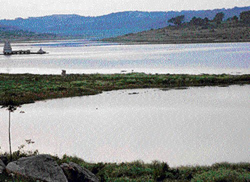 Water level up in TG Halli reservoir