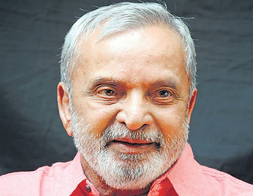 Ananthamurthy is no more