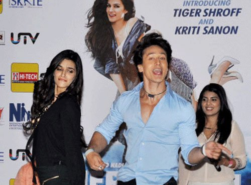 Second film as important as first: Tiger Shroff