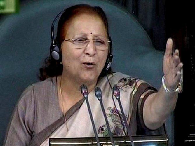 Speaker defends decision on LoP, says SC made no observations against her