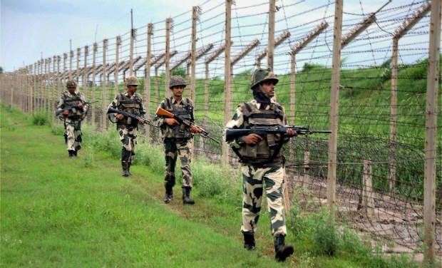 Pakistani firing continues overnight, India says adequate response given