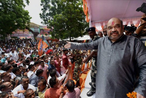 BJP drops mention of 'love jihad' from resolution