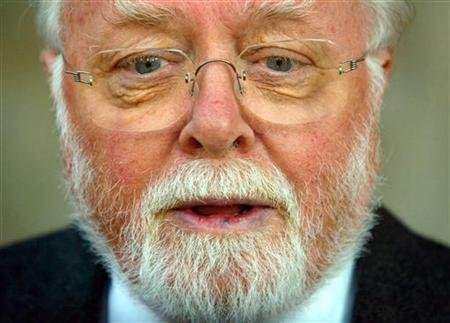 'Gandhi' director Sir Richard Attenborough dies at 90