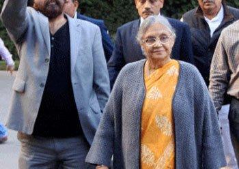 Sheila Dikshit to meet president