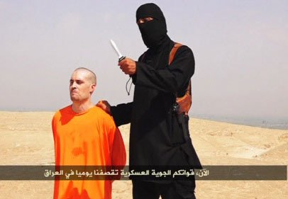 US journalist beheading video was staged: Experts