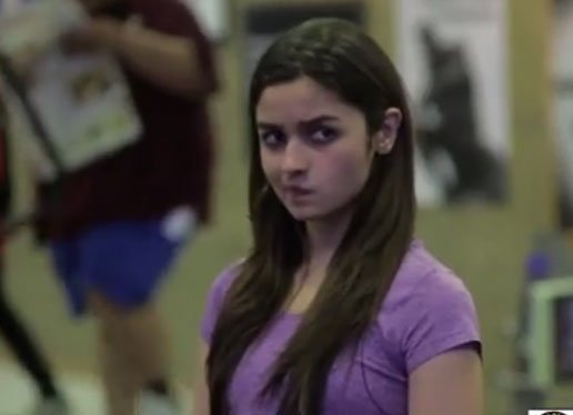 Watch:Alia Bhatt takes potshot at herself